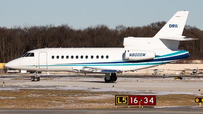 N800DW - Dassault Falcon 900B - Private