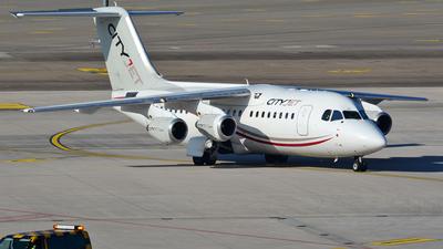 EI-RJT - British Aerospace Avro RJ85 - CityJet