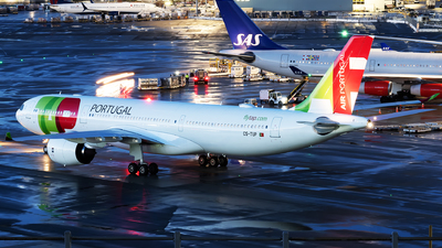 CS-TUP - Airbus A330-941 - TAP Air Portugal