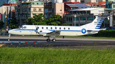 1910 - Beech 1900C-1 - Taiwan - Air Force