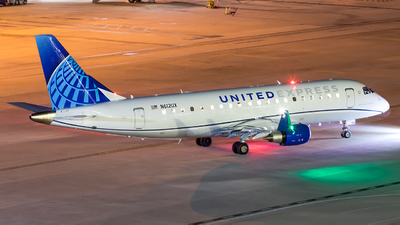 N612UX - Embraer 170-200LL - United Express (SkyWest Airlines)