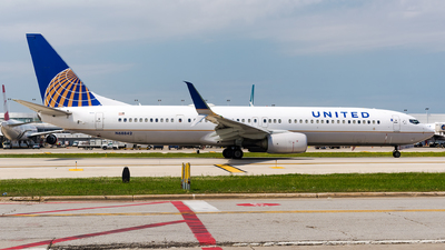 N68842 - Boeing 737-924ER - United Airlines