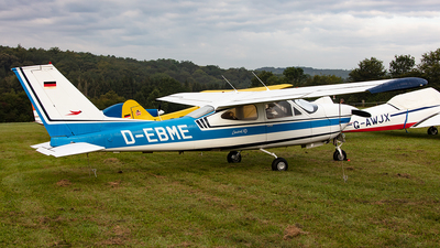 D-EBME - Reims-Cessna F177RG Cardinal RG - Private