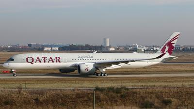 F-WZNR - Airbus A350-1041 - Qatar Airways