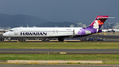 N478HA - Boeing 717-22A - Hawaiian Airlines