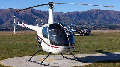 ZK-HGC - Robinson R22 Beta II - Wanaka Helicopters
