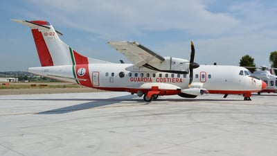 MM62208 - ATR 42-420MP Surveyor - Italy - Coast Guard