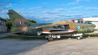 154477 - LTV TA-7C Corsair II - Greece - Air Force