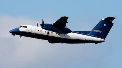 N803MR - Bombardier Dash 8-Q202 - United States - US Customs Service