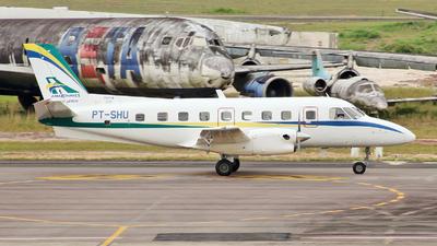 PT-SHU - Embraer EMB-110P1 Bandeirante - Amazonaves Taxi Aéreo