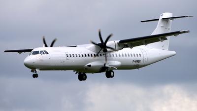 F-WWEF - ATR 72-212A(600) - ATR