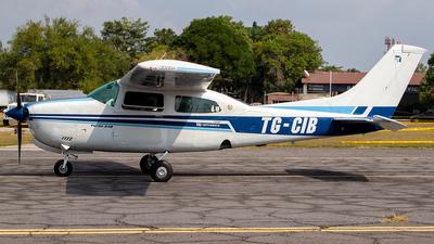 TG-CIB - Cessna T210M Turbo Centurion II - Private