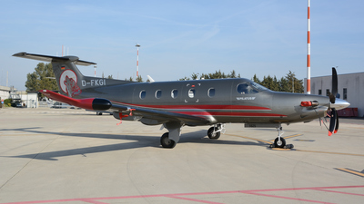 D-FKGI - Pilatus PC-12/47E - Private