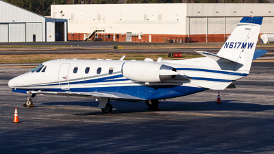 N617MW - Cessna 560XL Citation XLS - Private