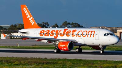 G-EZGF - Airbus A319-111 - easyJet