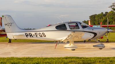 PR-FGS - Cirrus SR22-GTS - Private