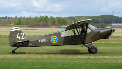 SE-GCH - Piper PA-18A-150 Super Cub - Private