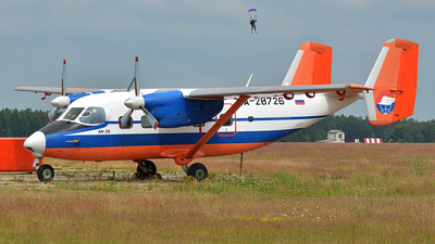 RA-28726 - Antonov An-28 - Untitled
