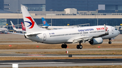 B-1486 - Boeing 737-89P - China Eastern Airlines