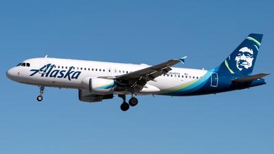 N640VA - Airbus A320-214 - Alaska Airlines