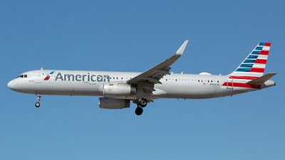 A picture of N996AN - Airbus A321231 - American Airlines - © Chris Pitchacaren