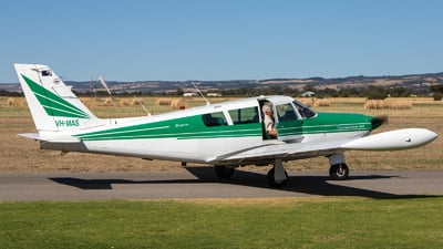 A picture of VHMAS - Piper PA24260 Comanche - [244567] - © TommyNG