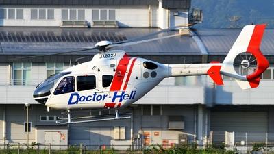 JA822H - Eurocopter EC 135P2+ - Hirata Gakuen