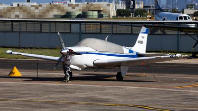 VH-BBA - Beechcraft A36 Bonanza - Private