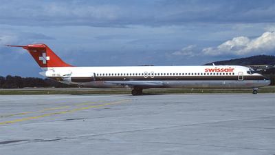 HB-ISL - McDonnell Douglas DC-9-51 - Swissair