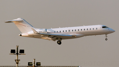 VH-OCV - Bombardier BD-700-1A10 Global Express XRS - ExecuJet Aviation