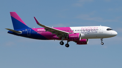 HA-LJD - Airbus A320-271N - Wizz Air