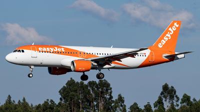 HB-JZX - Airbus A320-214 - easyJet Switzerland