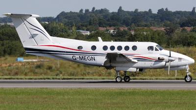 G-MEGN - Beechcraft B200 Super King Air - Private