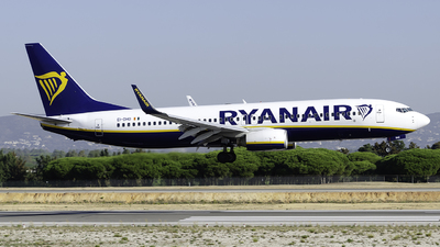 A picture of EIDHD - Boeing 7378AS - Ryanair - © Marco Silvestre