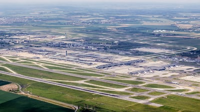 CHARLES DE GAULLE - Airport - Airport Overview