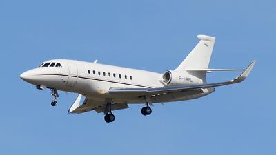 F-HRFL - Dassault Falcon 2000LX - Private