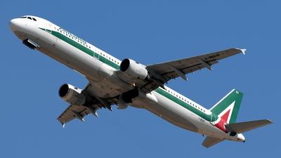 I-BIXR - Airbus A321-112 - Alitalia