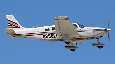 N858LD - Piper PA-32-301 Saratoga - Private