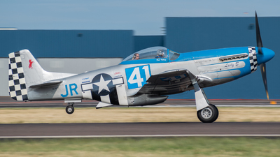 NL151FT - North American P-51D Mustang - Private
