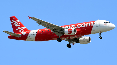 A picture of HSABP - Airbus A320216 - AirAsia - © Omid83