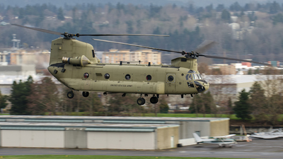 12-08883 - Boeing CH-47F Chinook - United States - US Army