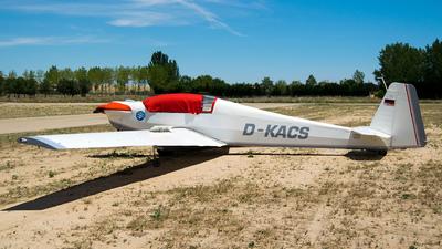 D-KACS - Scheibe SF.28A Tandem Falke - Private