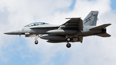 A44-203 - Boeing F/A-18F Super Hornet - Australia - Royal Australian Air Force (RAAF)