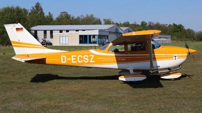 A picture of DECSZ - Cessna F172L Skyhawk - [F17200805] - © Marcel Hagemann