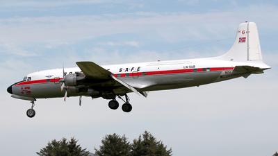 N151 - Douglas DC-6B(F) - Braathens SAFE