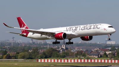 A picture of GVPRD - Airbus A3501041 - Virgin Atlantic - © PAUL LINK