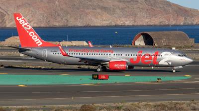 G-JZBK - Boeing 737-8MG - Jet2.com