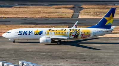 JA73NR - Boeing 737-8FH - Skymark Airlines