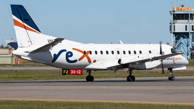 A picture of VHZXG - Saab 340B - Regional Express - © TommyNG
