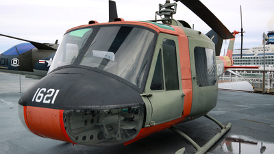 59-1621 - Bell UH-1A Huey - United States - US Army